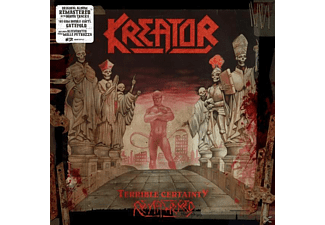 Kreator - Terrible Certainty-Remastered - (Vinyl)