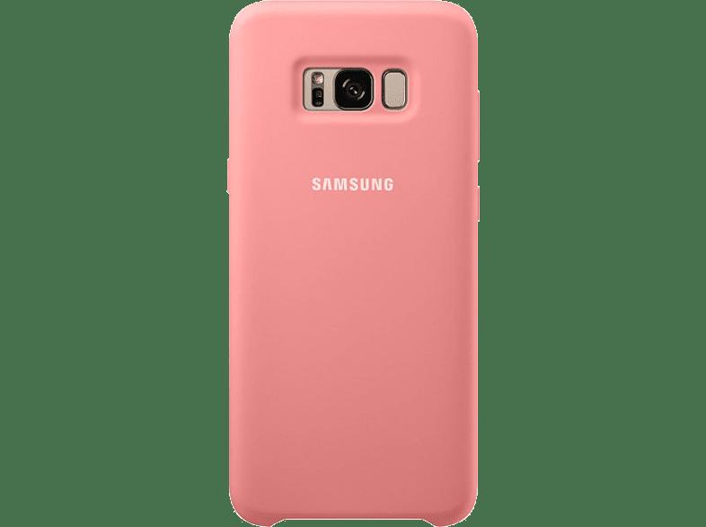 SAMSUNG Silicone Cover Pink - (EF-PG955TPEGWW) smartphones   smartliving αξεσουάρ κινητών θήκες  μεμβράνες samsung