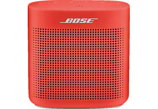 BOSE SOUNDLINK COLOR II, Bluetooth Lautsprecher, Rot