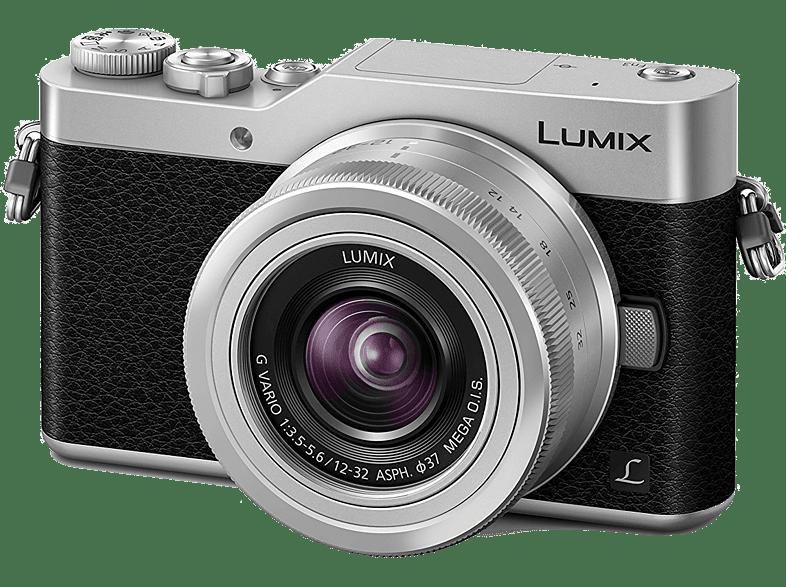 PANASONIC DC-GX800 + φακό 12-32mm Silver hobby   φωτογραφία φωτογραφικές μηχανές mirrorless cameras