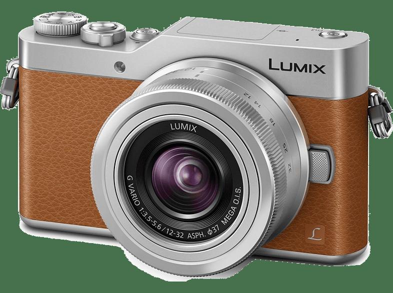 PANASONIC DC-GX800 + φακό 12-32mm Brown hobby   φωτογραφία φωτογραφικές μηχανές mirrorless cameras