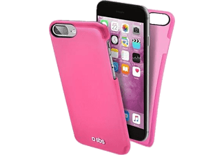 SBS TEFEELIP7PP Apple iPhone 7 Plus Uyumlu Color Feel Ekstra İnce Koruyucu Kılıf Pembe