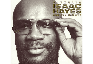 Isaac Hayes - Ultimate Isaac Hayes: Can You Dig It? (CD)