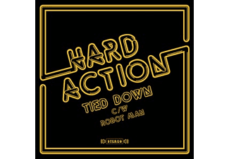 Hard Action - TIED DOWN - (Vinyl)