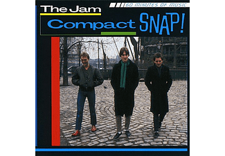 The Jam - Compact Snap (CD)