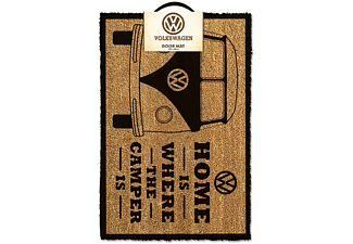 VW Camper Fuámatte: Home Is Where The Camper Is