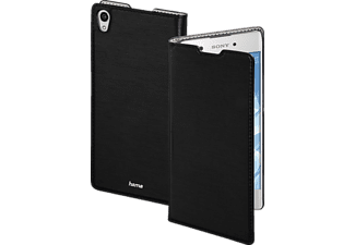 HAMA Slim , Sony, Xperia Xa1, High-Tech-PU, Schwarz