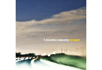 T.Raumschmiere - Heimat (2LP+MP3) - (LP + Download)