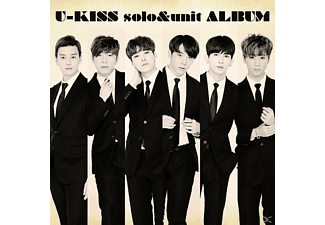 U-kiss - U-KISS solo & unit Album - (CD)