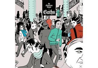 The Mountain Goats - Goths - (CD)