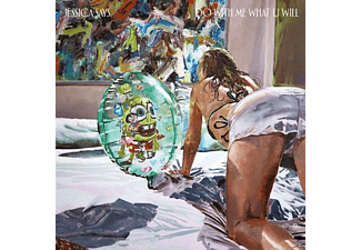 Jessica Says - Do With Me What U Will - (CD)