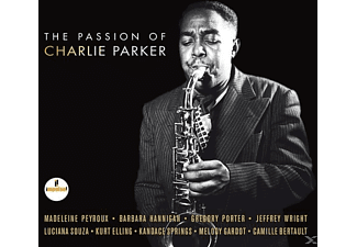 VARIOUS - The Passion Of Charlie Parker - (Vinyl)