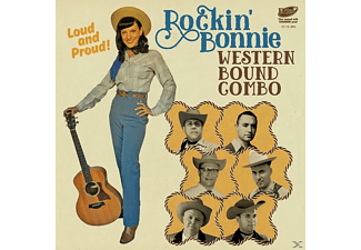 Rockin' Bonnie Western Bound Combo - Loud And Proud! - (Vinyl)