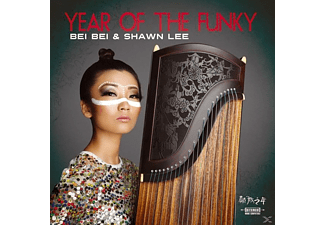 Bei Bei & Shawn Lee - Year Of The Funky - (Vinyl)
