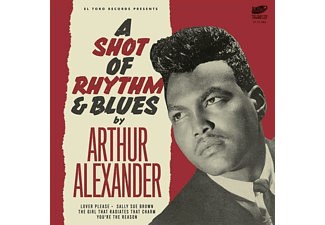 Arthur Alexander - A Shot Of Rhythm & Blues EP - (Vinyl)