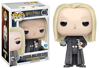 POP! Harry Potter: Lucius With Prophecy