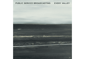 Public Service Broadcasting - Every Valley - (CD)