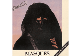 Brand X - Masques (CD)