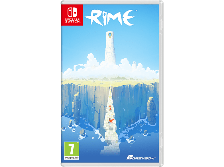 RiME Nintendo Switch gaming games switch games
