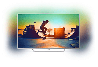 PHILIPS 65PUS6412/12 LED TV (Flat, 65 Zoll, UHD 4K, SMART TV, Android TV)