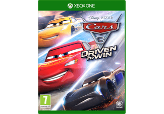 Cars 3: Driven to Win Xbox One