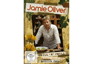 Jamie Oliver - Grill n Chill - Das Sommer-Special [DVD]