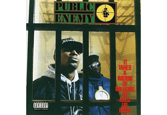 Public Enemy - It Takes a Nation of Millions to Hold Us Back (Enhanced, Remastered Edition) (CD)