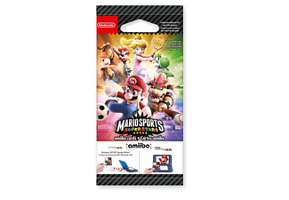 Mario Sports Superstars Amiibo Cards (1 pakje)