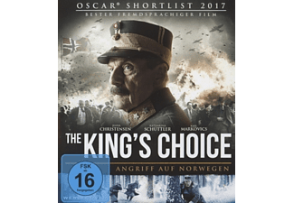 The King's Choice-Angriff Auf Norwegen - (Blu-ray)