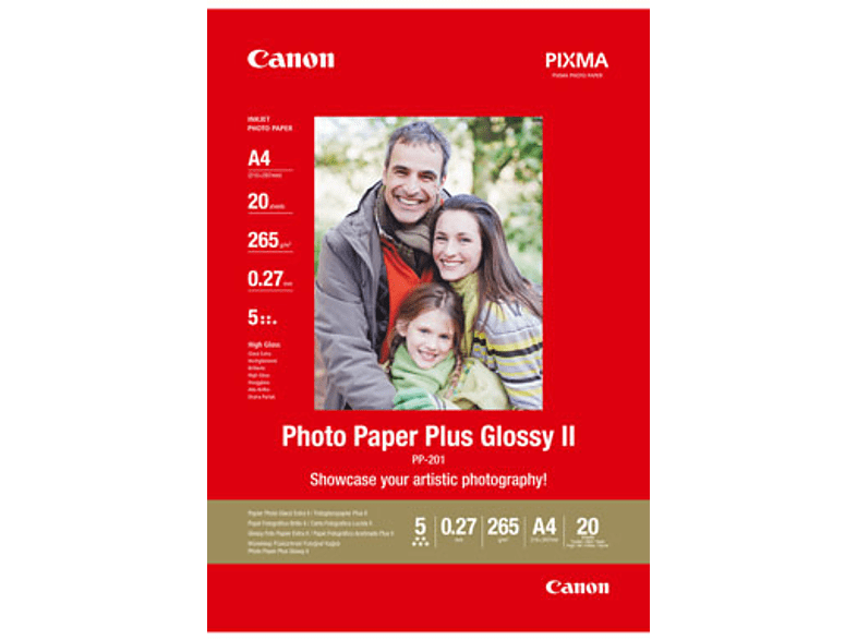CANON Plus Glossy II PP-201 laptop  tablet  computing  εκτύπωση   μελάνια χαρτί εκτύπωσης