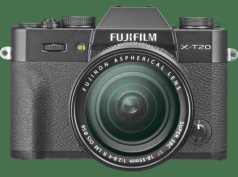 FUJIFILM X-T20 Kit Black 18-55mm hobby   φωτογραφία φωτογραφικές μηχανές mirrorless cameras