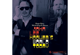 Hugo Race, Michelangelo Russo - JLH's World Today - (LP + Download)