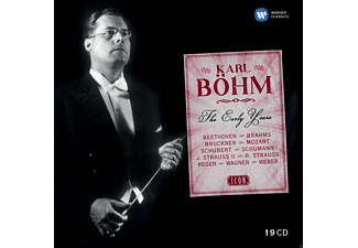 Karl Böhm - ICON:Karl Böhm-The early years - (CD)