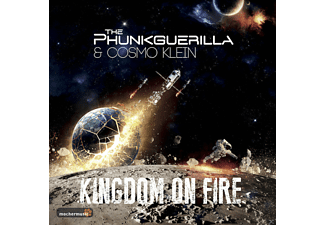 Cosmo Klein, The Phunkguerilla - Kingdom On Fire - (CD)