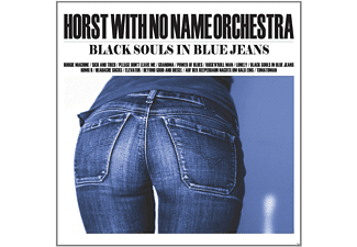 Horst With No Name Orchestra - Black Souls In Blue Jeans - (Vinyl)