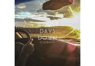 Worst Days Down - Elsewhere (+Download) - (LP + Download)