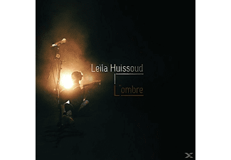 Leila Huissoud - L'ombre - (CD)