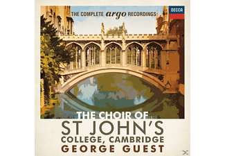 VARIOUS - The Complete Argo Recordings - (CD)