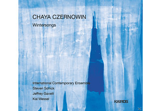Chaya Czernowin - Wintersongs - (CD)