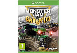 Monster Jam: Crush It! Xbox One