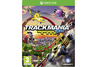 xbox TrackMania Turbo