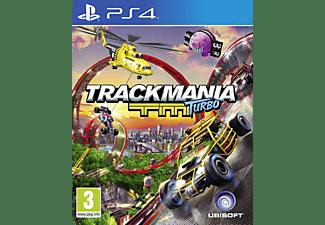 Playstation TrackMania Turbo