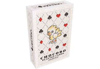 Square Enix Final Fantasy Chocobo Spielkarten