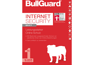 Bullguard Internet Security 2017 (1 PC)