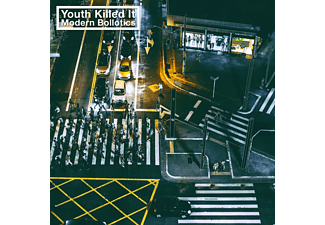 Youth Killed It - Modern Bollotics - (CD)