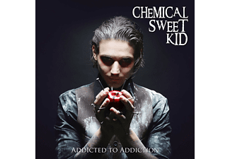 The Chemical Sweet Kid - Addicted To Addiction - (CD)
