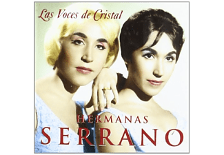 Hermanas Serrano - Las Voces De Cristal - (CD)