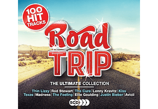VARIOUS - Ultimate Road Trip - (CD)