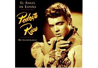 Pedrito Rico - El Angel De Espana - (CD)