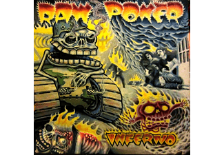 Raw Power - Inferno - (CD)